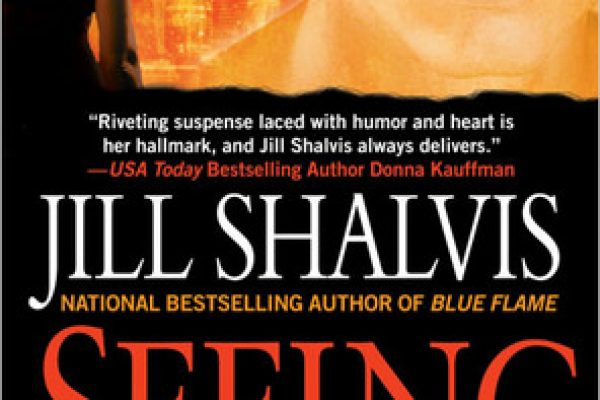 ARC Review: Seeing Red by Jill Shalvis