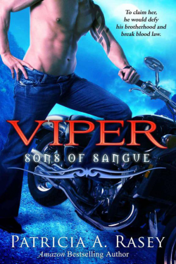 ARC Review: Viper by Patricia A. Rasey