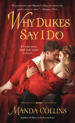ARC Review: Why Dukes Say I Do by Manda Collins