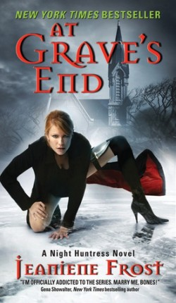 Review: At Grave's End by Jeaniene Frost