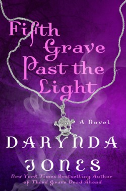 ARC Review: Fifth Grave Past the Light by Darynda Jones