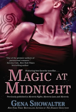 Review: Magic at Midnight by Gena Showalter