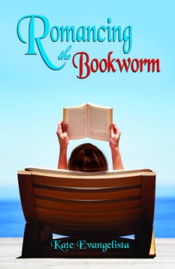 Review: Romancing the Bookworm by Kate Evangelista