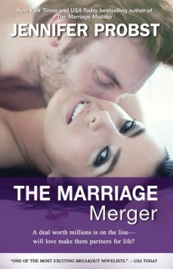 ARC Review: The Marriage Merger by Jennifer Probst