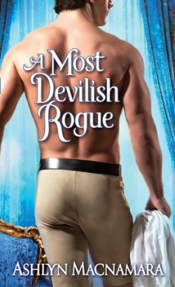 ARC Review: A Most Devilish Rogue by Ashlyn Macnamara