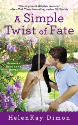 Review: A Simple Twist of Fate by HelenKay Dimon
