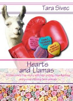 Review: Hearts and Llamas by Tara Sivec
