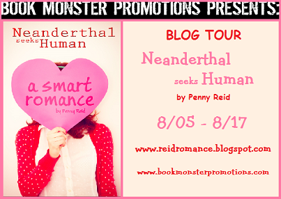Neantherthal Seeks Human Tour Button