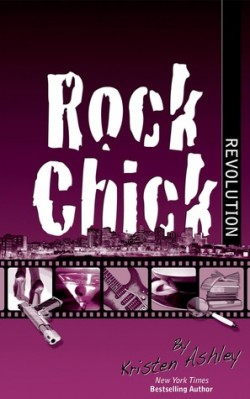 ARC Review:  Rock Chick Revolution by Kristen Ashley + Rock Chick Revolution Road Tour