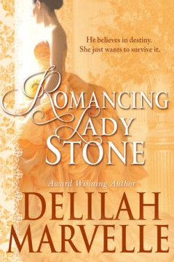 Review: Romancing Lady Stone by Delilah Marvelle