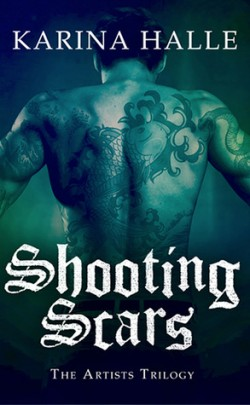 ARC Review: Shooting Scars by Karina Halle