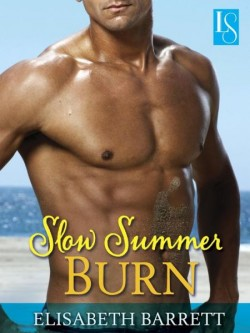 ARC Review: Slow Summer Burn by Elisabeth Barrett
