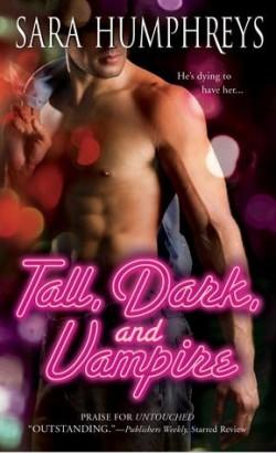 ARC Review: Tall, Dark and Vampire by Sara Humphreys