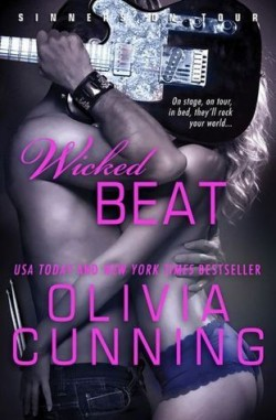 ARC Review: Wicked Beat by Olivia Cunning