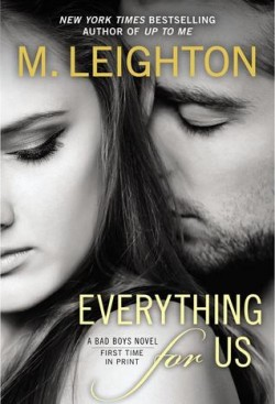 ARC Review: Everything For Us by M. Leighton
