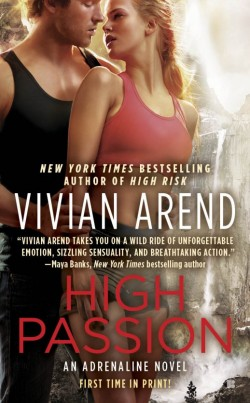 ARC Review: High Passion by Vivian Arend