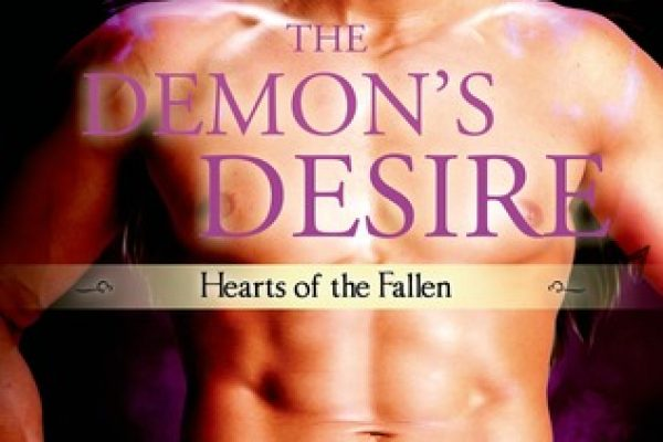ARC Review: The Demon's Desire by Kendra Leigh Castle