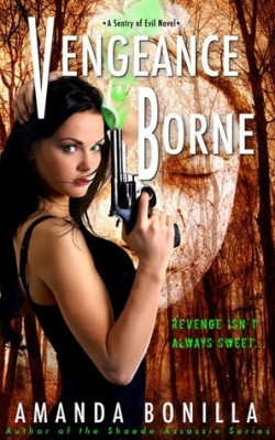 ARC Review: Vengeance Borne by Amanda Bonilla