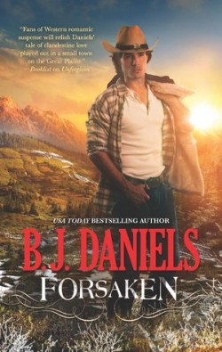 ARC Review + Giveaway: Forsaken by B.J. Daniels