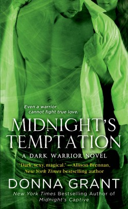 ARC Review: Midnight's Temptation by Donna Grant