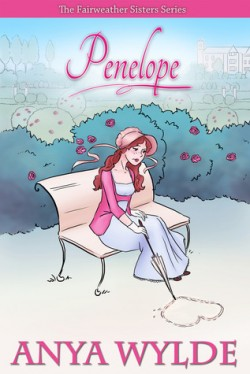 Review: Penelope by Anya Wylde