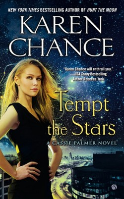 ARC Review: Tempt the Stars by Karen Chance