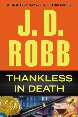 ARC Review: Thankless in Death by J.D. Robb