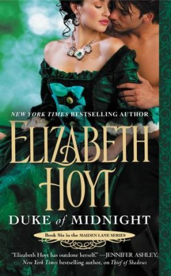 ARC Review: Duke of Midnight by Elizabeth Hoyt