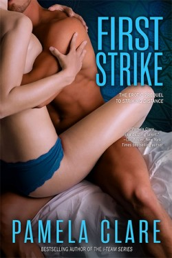 Review: First Strike by Pamela Clare