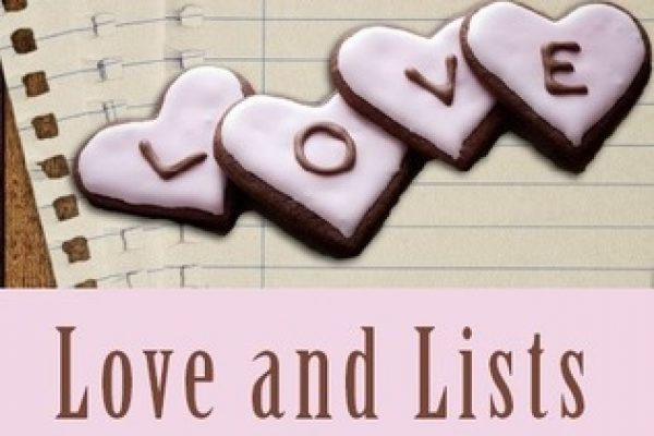 ARC Review: Love and Lists by Tara Sivec