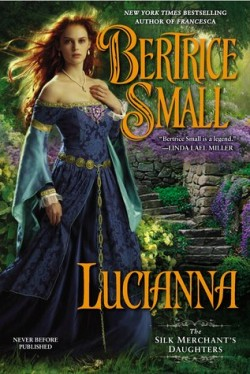 ARC Review: Lucianna by Bertrice Small