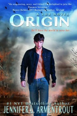 Review: Origin by Jennifer L. Armentrout