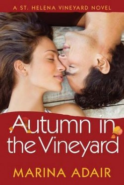 ARC Review: Autumn in the Vineyard by Marina Adair