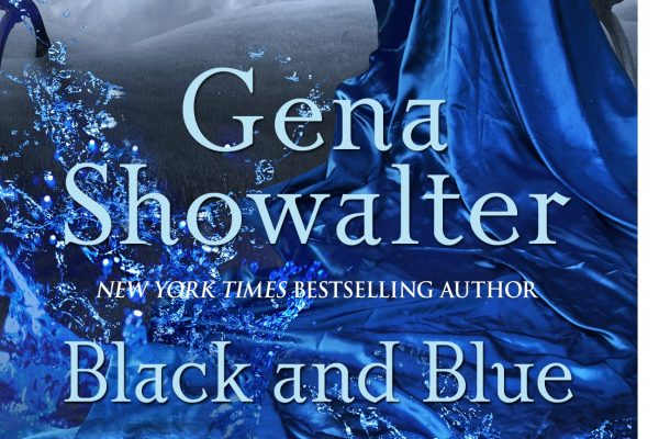 ARC Review: Black and Blue by Gena Showalter + Trick or Treat Hop