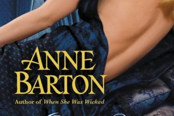 ARC Review: Once She Was Tempted by Anne Barton