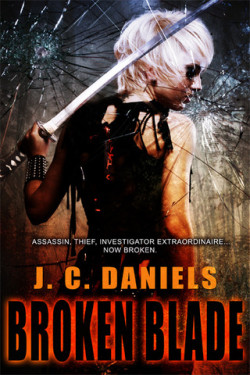 ARC Review: Broken Blade by J.C. Daniels