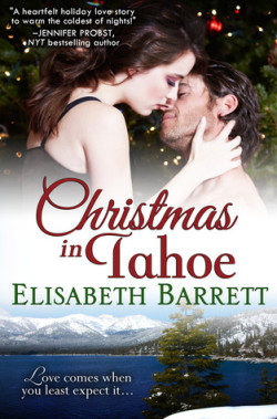 ARC Review: Christmas in Tahoe by Elisabeth Barrett