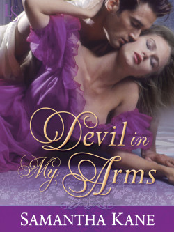 ARC Review: Devil in my Arms by Samantha Kane