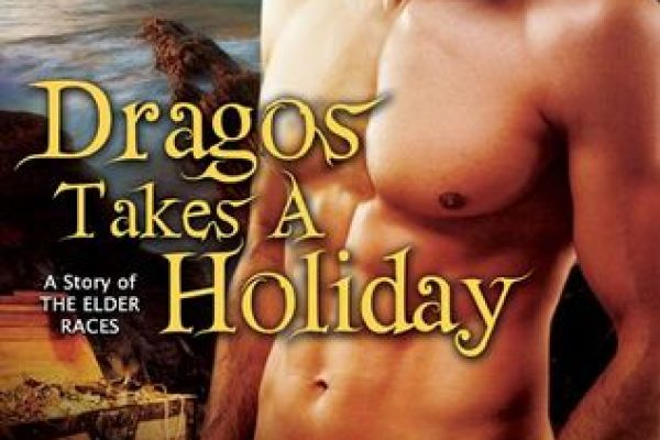 ARC Review: Dragos Takes a Holiday by Thea Harrison