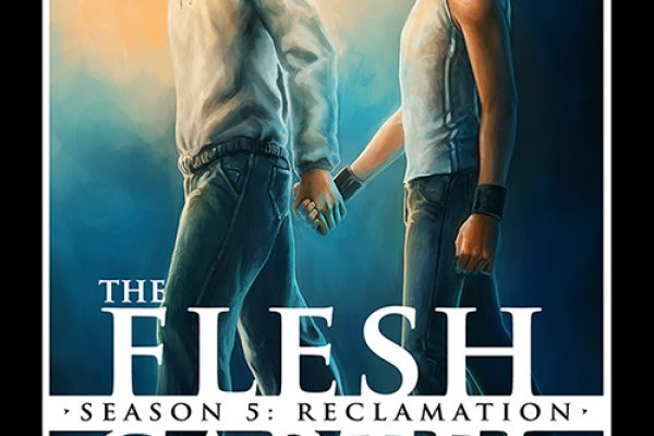 FLESH CARTEL SEASON 5 Cover Reveal