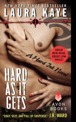 ARC Review + Tour: Hard As It Gets by Laura Kaye