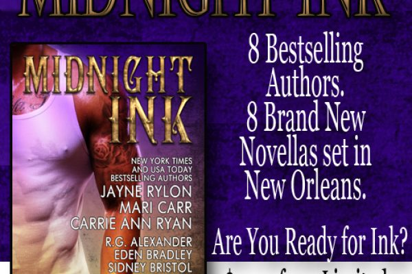 The Authors from MIDNIGHT INK Talk About Their Ink