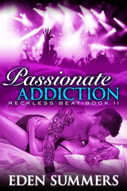 Review: Passionate Addiction by Eden Summers