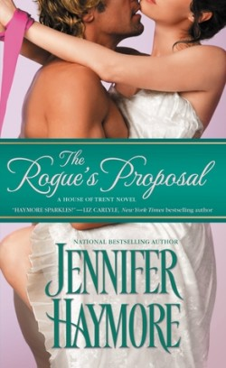 ARC Review: The Rogue's Proposal by Jennifer Haymore
