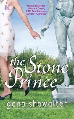 Review: The Stone Prince by Gena Showalter