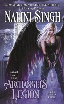 ARC Review + Giveaway: Archangel's Legion by Nalini Singh