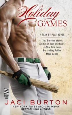 ARC Review: Holiday Games by Jaci Burton