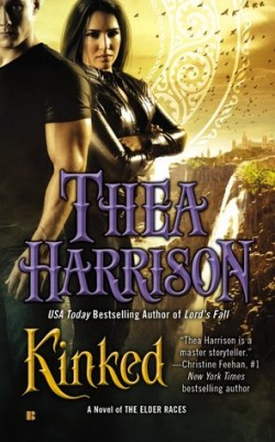 ARC Revew + Tour: Kinked by Thea Harrison