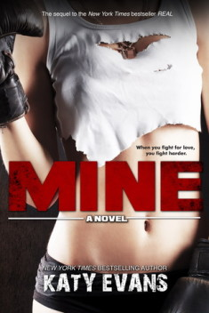 ARC Review: Mine by Katy Evans