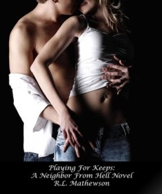 Review: Playing for Keeps by R.L. Mathewson